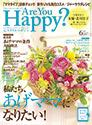 Are You Happy? 2015年6月号